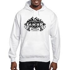 Glacier Mountain Emblem Jumper Hoody