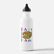 I Art Water Bottle