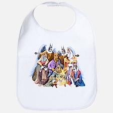 Great Dane Nativity Bib