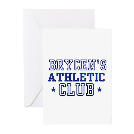 Brycen Greeting Cards (Pk of 10)