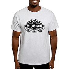 Mt. Rainier Mountain Emblem T-Shirt