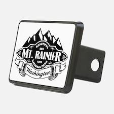 Mt. Rainier Mountain Emblem Hitch Cover