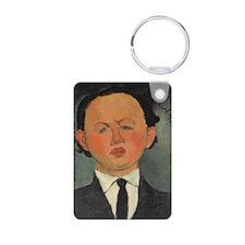 86 1956A 1917 @oil on canvasA - Keychains