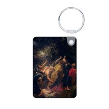 the Gardens, c.1628 30 @oil on canvasA - Keychains