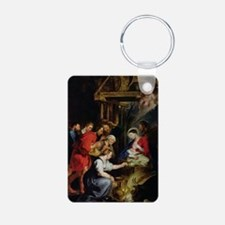 ds @oil on canvasA - Keychains
