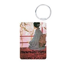 e sheet for Madame Butterfly by Giacomo - Keychains