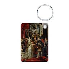 rie de Medici and Henri IV - Keychains