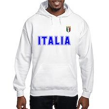 Italia Soccer Team Hoodie