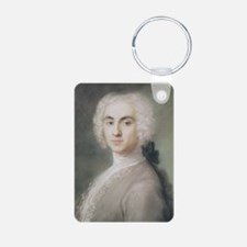 l on paperA - Aluminum Photo Keychain