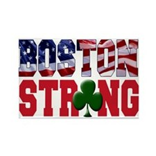 Boston Strong Rectangle Magnet (10 pack)