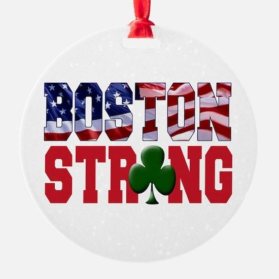 Boston Strong Ornament