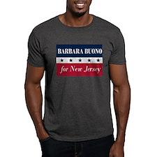 Barbara Buono for NJ T-Shirt
