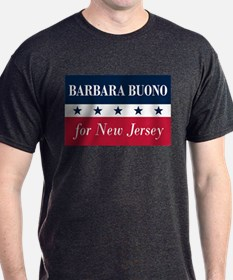 Barbara Buono for NJ T-Shirt