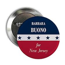 """Barbara Buono for NJ 2.25"""" Button"""