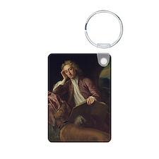 og, Bounce, c.1718 - Aluminum Photo Keychain