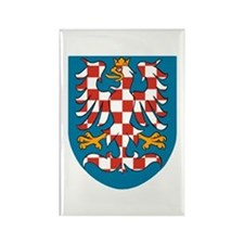 Moravia Coat of Arms Rectangle Magnet