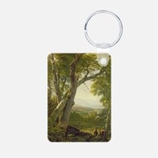 n, New York, c.1854 @oil on canvasA - Keychains