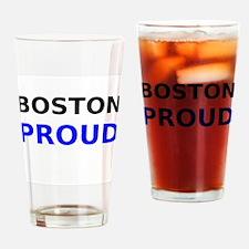 Boston Proud Drinking Glass