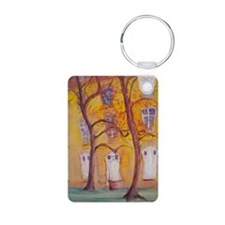 l on canvasA - Keychains