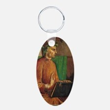 ri @1265-1321A, c.1475 @oil on panelA - Keychains