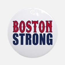 Boston Strong Ornament (Round)