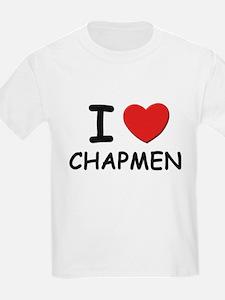 I love chapmen Kids T-Shirt