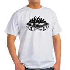 Yellowstone Mountain Emblem T-Shirt