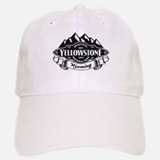 Yellowstone Mountain Emblem Baseball Baseball Cap