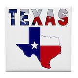 Texas Drink Coasters
