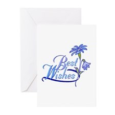 Best Wishes Greeting Cards (Pk of 10)