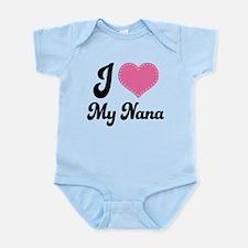 I Love My Nana Baby Clothes & Gifts