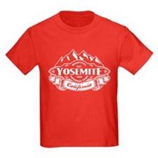 Yosemite Mountain Emblem T