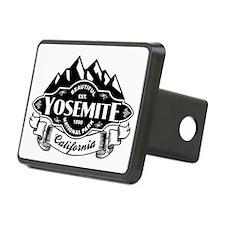 Yosemite Mountain Emblem Rectangular Hitch Cover