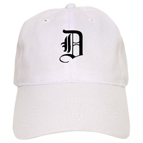 Gothic Initial D Cap