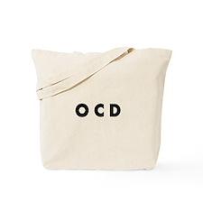 O C D Tote Bag