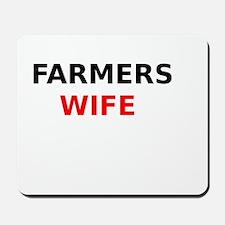 Farmers Wife Mousepad