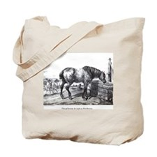 At the Trough Tote Bag