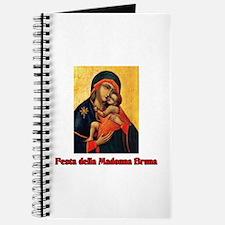Festa della Madonna Bruna Journal