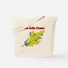 Festa della Donna Tote Bag