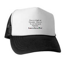 nurses are strength shirt Hat