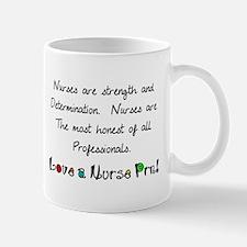 nurses are strength shirt Mug