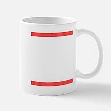 RUN CRG (white text) Mug