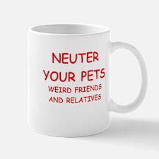 NEUTER Mug