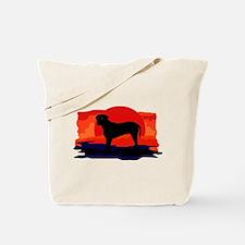 Bullmastiff Tote Bag
