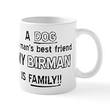 Birman Cat Designs Mug