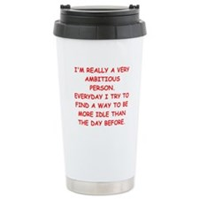 IDLE Travel Mug