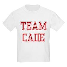 TEAM CADE  Kids T-Shirt