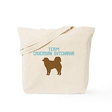 Caucasian Ovtcharka Tote Bag