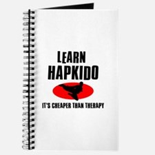 Hapkido silhouette designs Journal