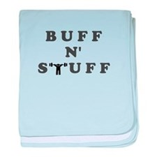 BUFF N' STUFF baby blanket
